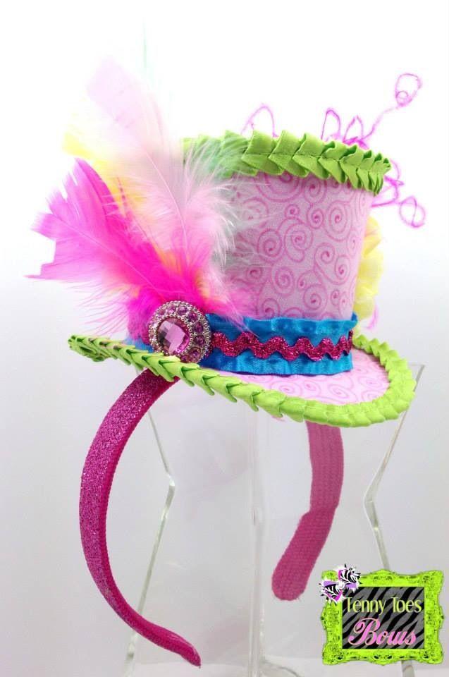 OTT Lollipop Mini Top Hat