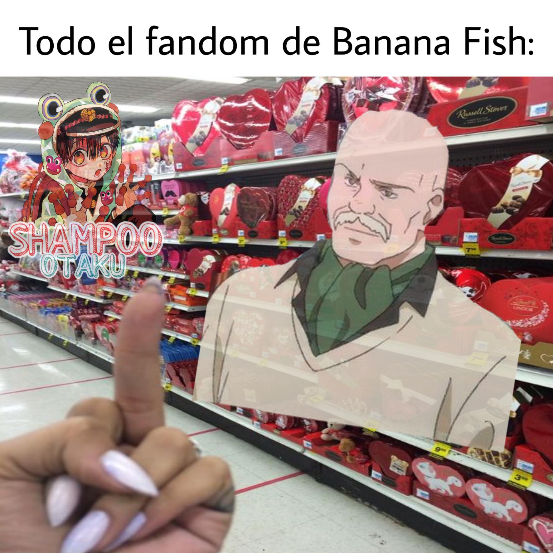 Banana Fish Fishing Memes Fishing Humor Memes