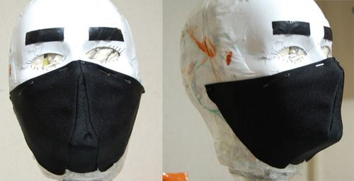 How I Made My Winter Soldier Mask Winter Soldier Mask Winter Soldier Winter Soldier Cosplay