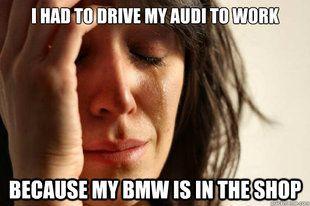 I Think Crashing My 11 Yr Old Car With No Back Up May Be A Bigger