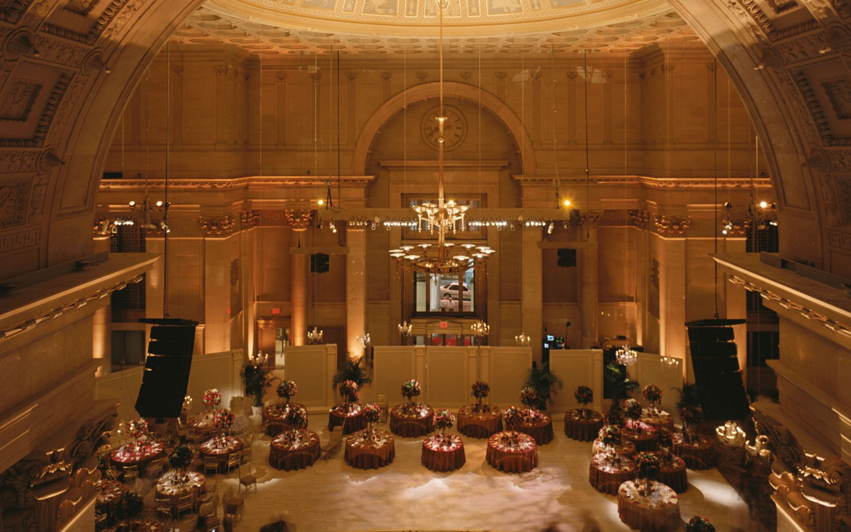 Cipriani Wall Street In New York Architecture Events New York