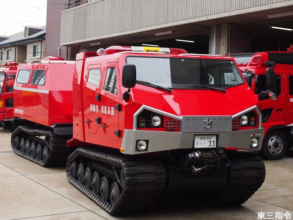 All Terrain Rescue Vehiclewww.pyrotherm.gr FIRE PROTECTION ...