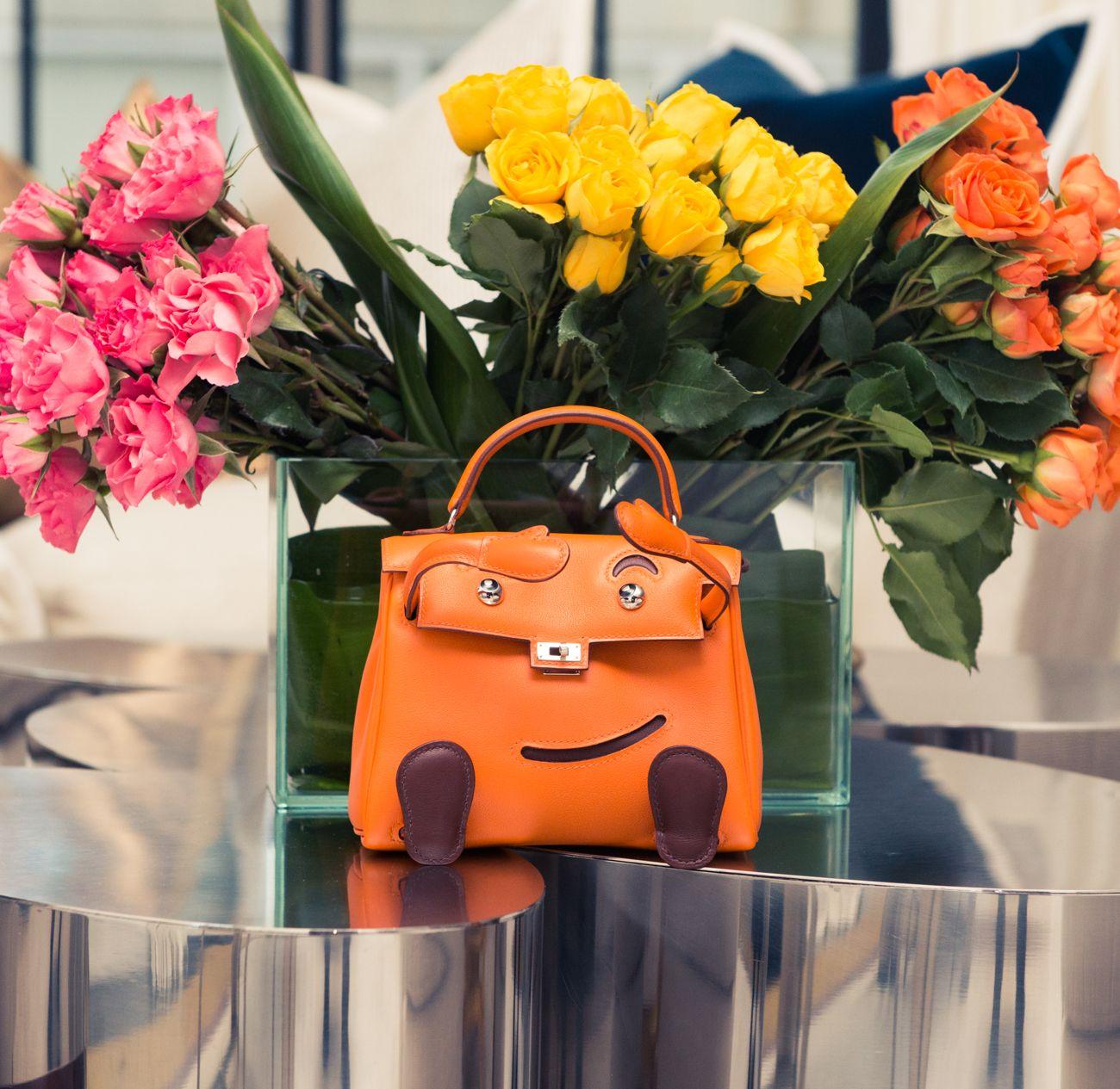 Lizzie Tisch Hermes Kelly Bag Kelly Bag Bags