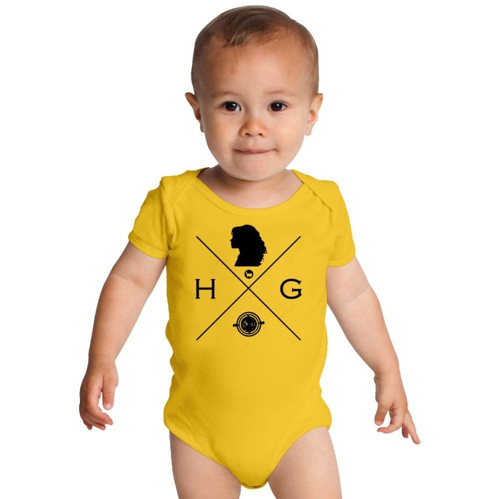 Hipster Potter Pals - Hermione Baby Onesies