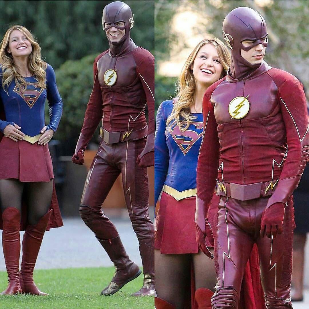 rencontre flash arrow)