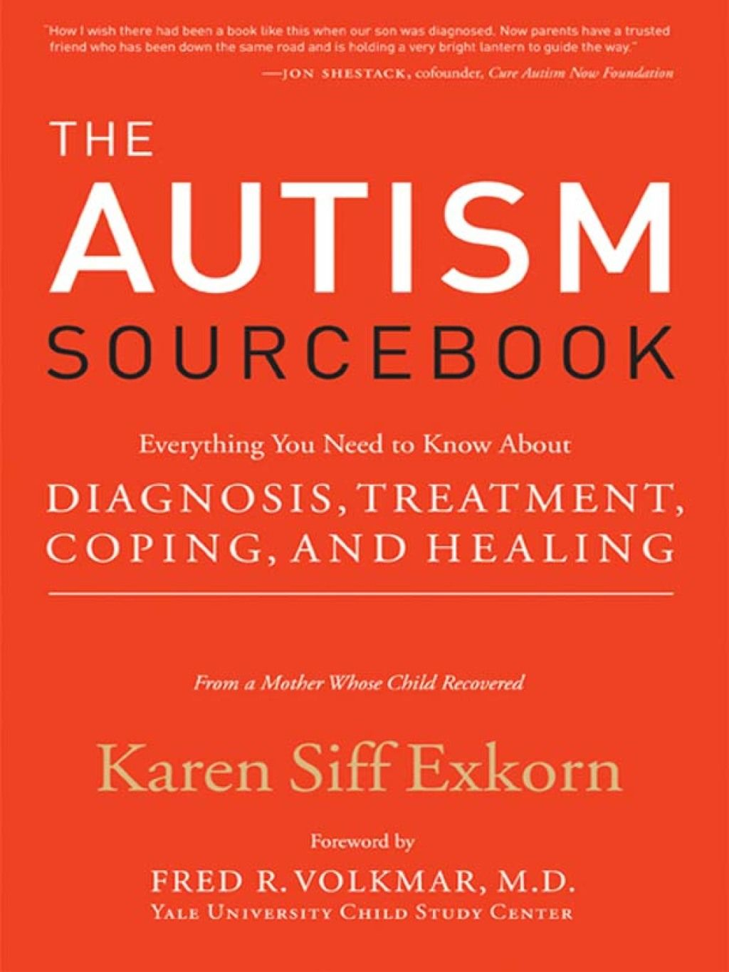 The Autism Sourcebook Ebook Diagnosis Reading Recommendations Autism Organizations