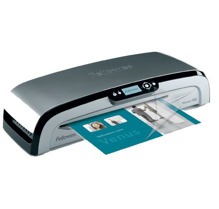 High Performance Office Laminator For Professional Applications Laminates Pouches Up To 12 1 2 Quot Wide And 10 Mil Thick No Laminators Fellowes Office Items