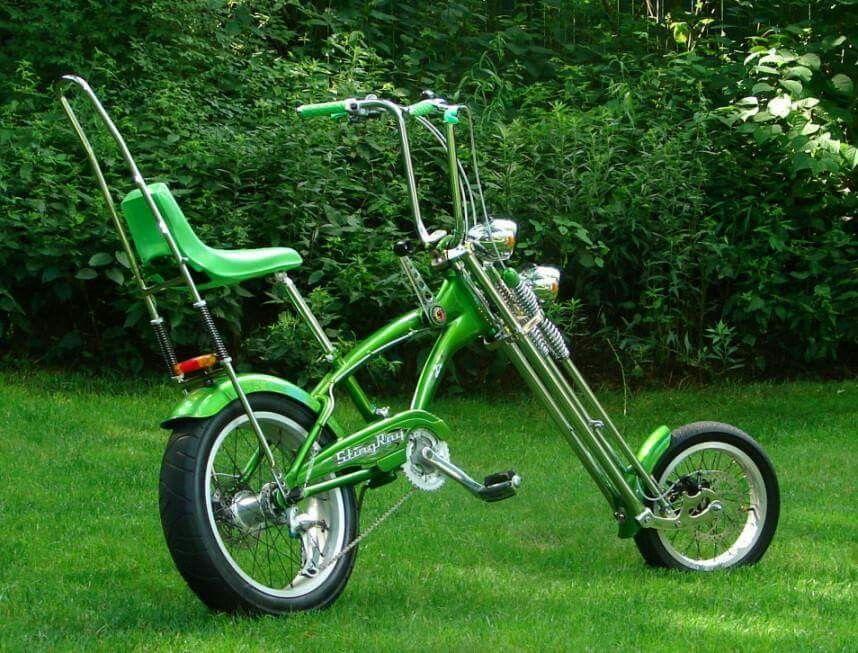 Stingray Chopper Bike Schwinn Bike Lowrider Bicycle