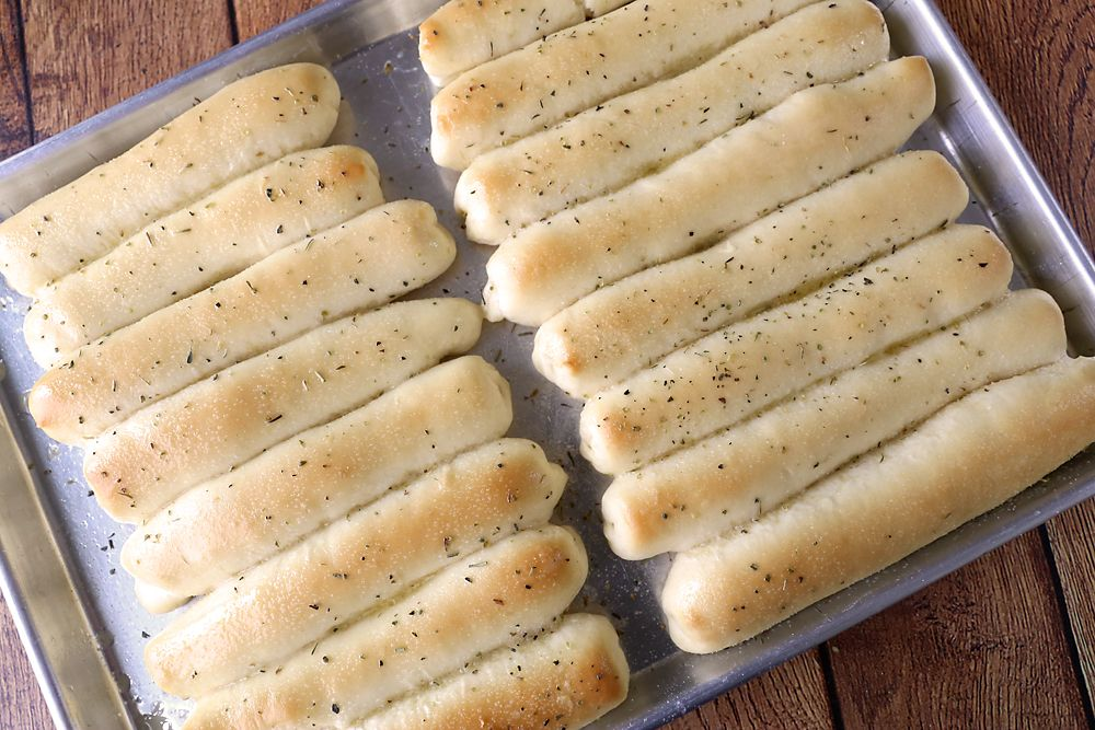 Better Than Olive Garden Breadsticks Recipe (With images