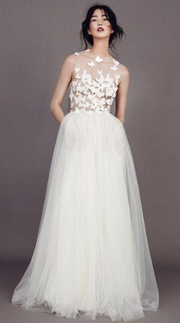 Erflies Papillon D Amour Wedding Dress Collection Weddingomania