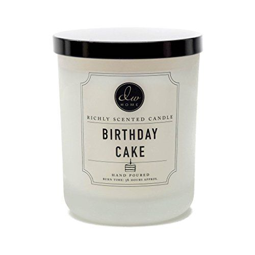 Dw Home Decoware Richly Scented Candle Large Double Wick 15oz