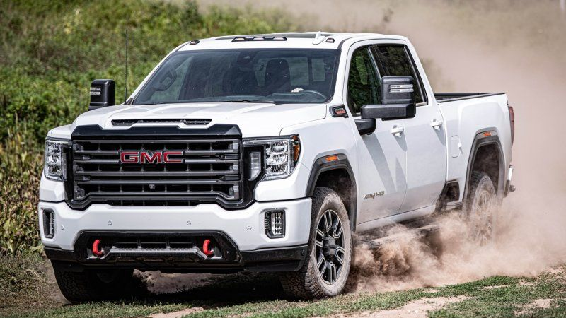 2020 Gmc Sierra Heavy Duty First Drive Review King Of The Haul Gmc Sierra Gmc Super Duty Trucks