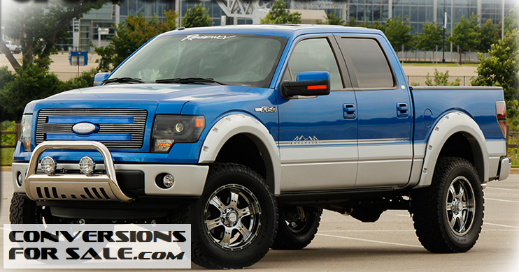 Listing All Trucks >> 2014 Ford F Series Regency Badlander Lifted Truck Showcase