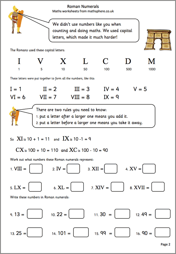 MathSphere Free Sample Maths Worksheets … | Pinteres…