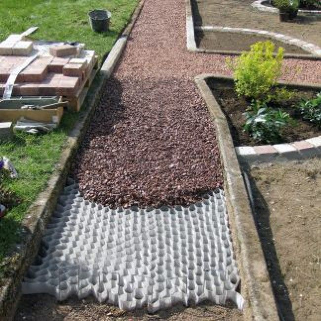 Photo of Plantex® GroundGrid® width 1.25 m, length 8.00 m cell size 50 x 55 mm – Hermann Meyer B2C Shop