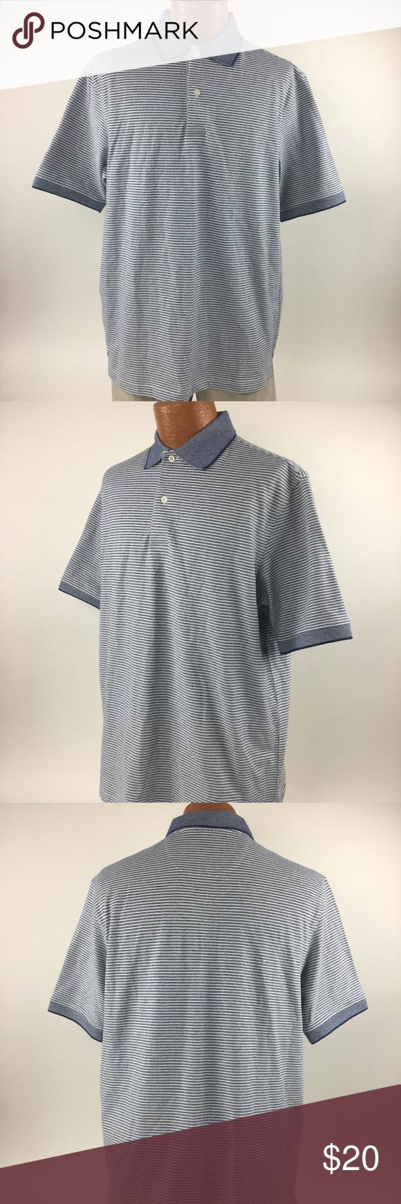 JoS. A. Bank Shirt Size M Short Sleeve Polo!. NWT Bank