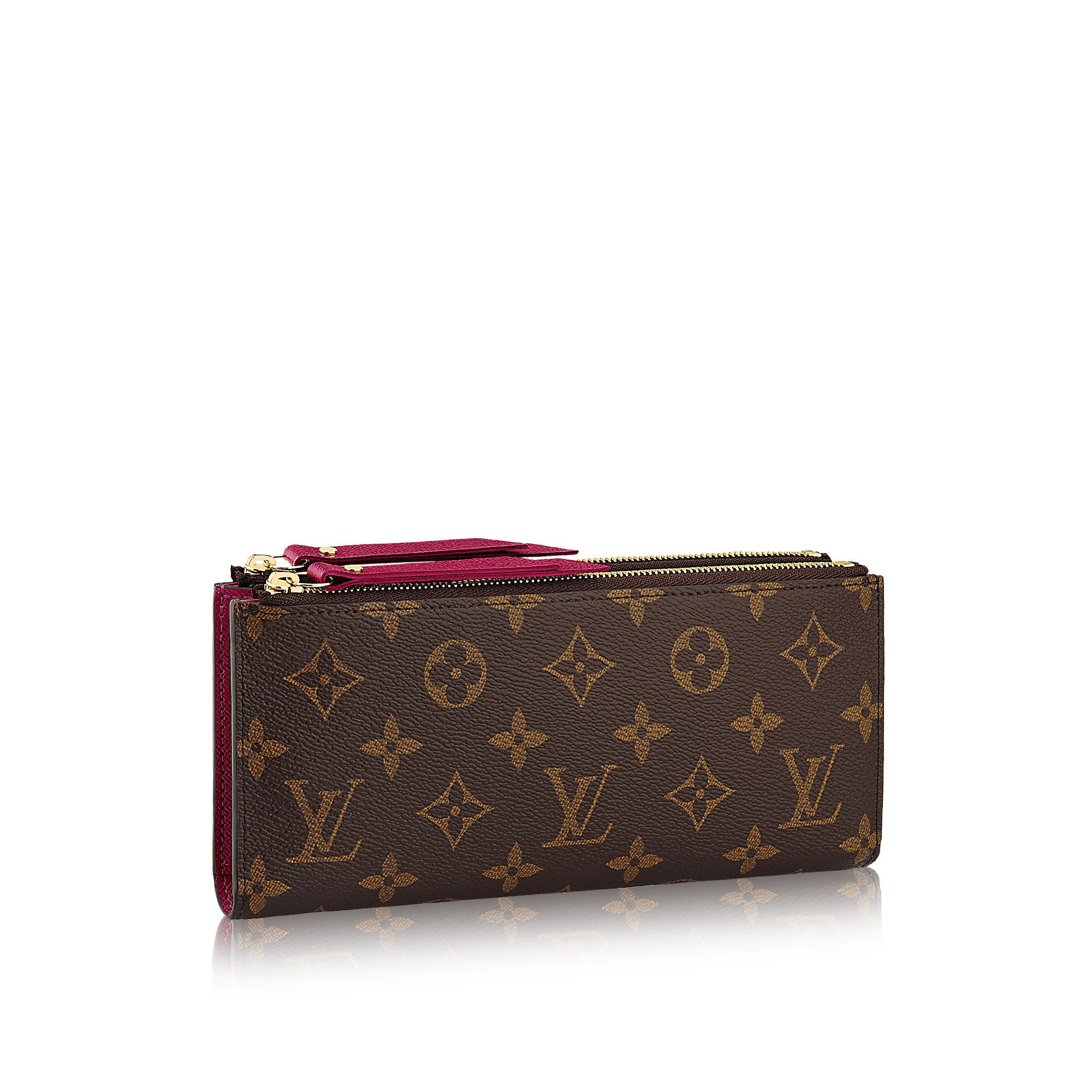 524a7538f0bf6 Portefeuille Adele via Louis Vuitton