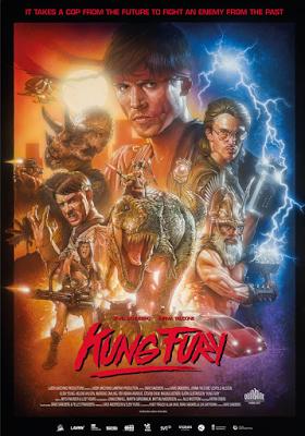 """Crítica de """"Kung Fury"""" (2015), dirigida por David Sandberg."""