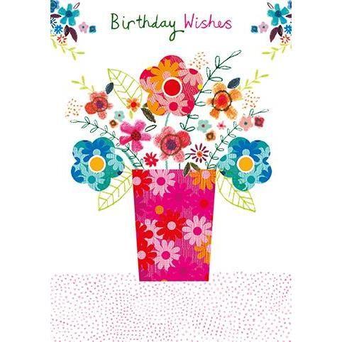 Paper Rose Greetings Cards