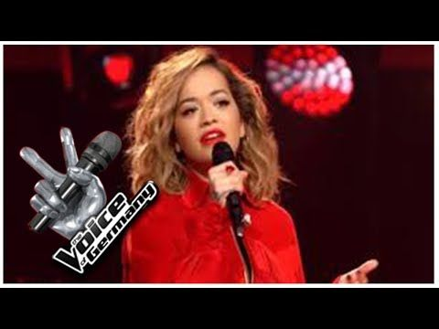 The Voice Of Germany 2021 Rita Ora