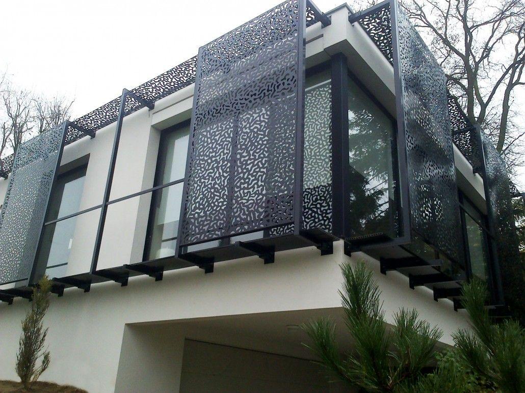 louveciennes maison individuelle brise soleil 3 palissade pinterest. Black Bedroom Furniture Sets. Home Design Ideas