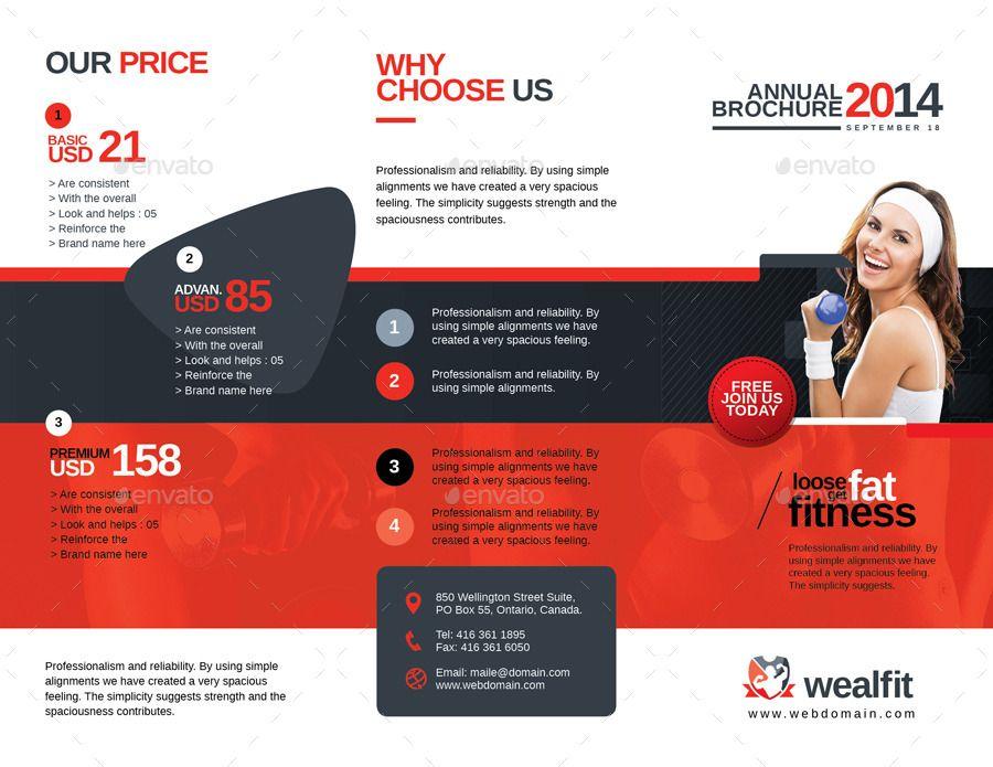 02jpg (900×695) VillaSport Fitness Brochure Inspiration - gym brochure