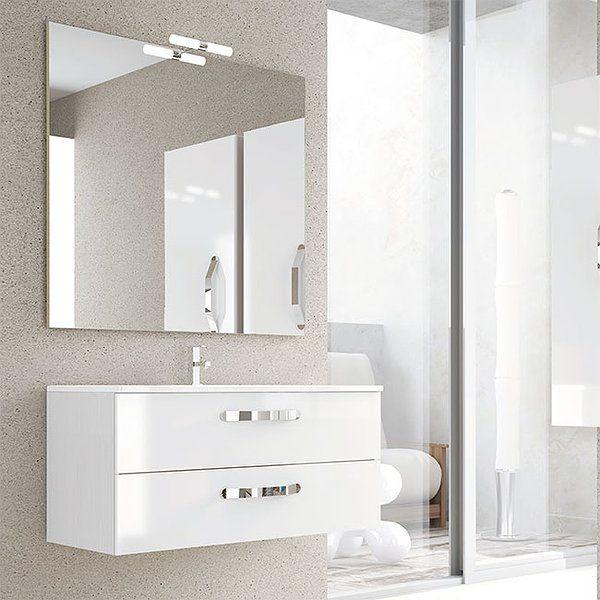 Mueble de baño Neos de 60708090100120 cm Ancho x 46
