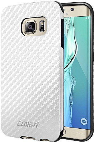 Galaxy S6 Case,Collen® [Tough Ployurethane] Ultimate protection with Durable TPU Impact Defender Case for Galaxy S6 Case - White A04 collen http://www.amazon.com/dp/B016UQAA0W/ref=cm_sw_r_pi_dp_qVtAwb0ED9HE1