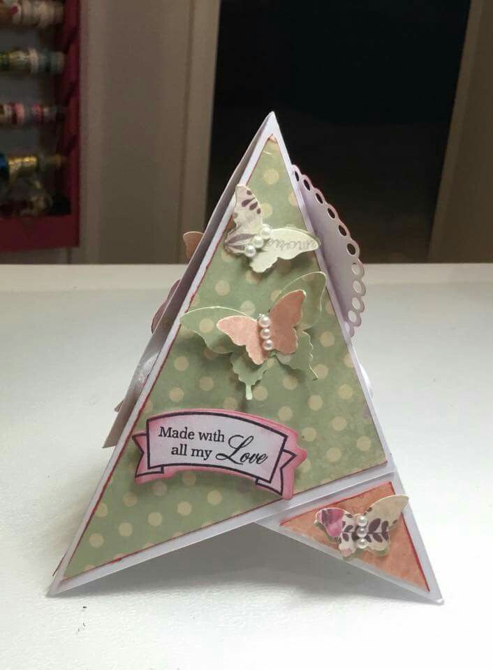 pinrobyn de jong on cards with flap waterfall  never