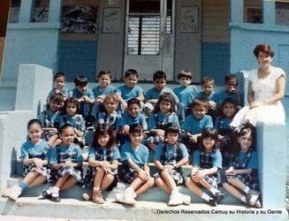 Escuela Elemental - CAMUY SU HISTORIA Y SU GENTE
