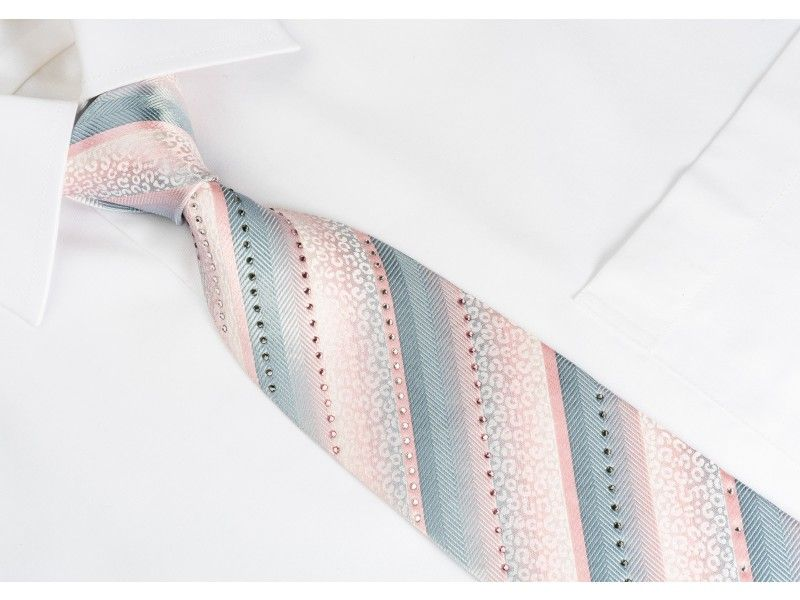 https://www.san-dee.com/rhinestone-ties/brand/metro-city/metro-city-silk-tie-silver-pink-striped-with-crystal-rhinestones.html