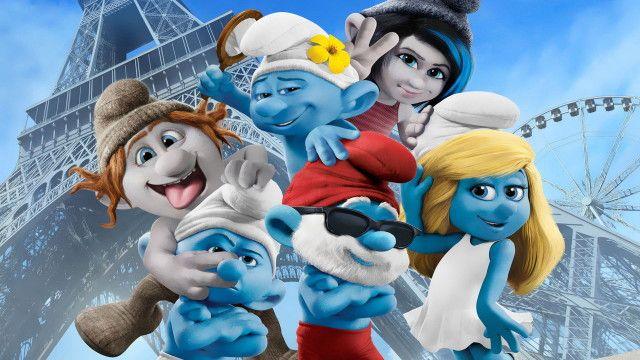 Smurfs The Smurfs 2 Smurfs Smurfs Movie