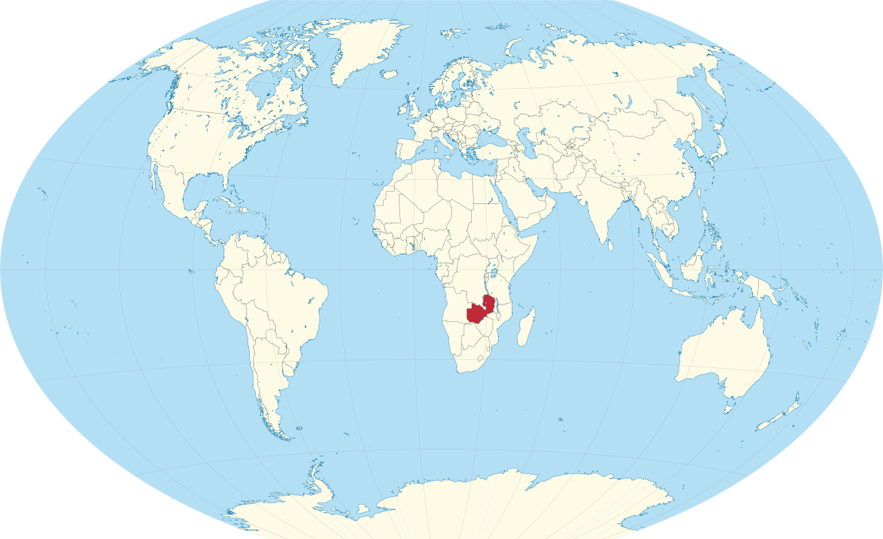 Here is where zambia is on a map it is a country in southern africa here is where zambia is on a map it is a country in southern africa gumiabroncs Choice Image