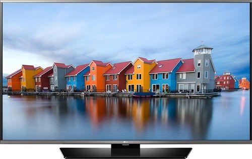 """LG - 65"""" Class (65"""" Diag.) - LED - 1080p - Smart - HDTV - Silver, Black"""