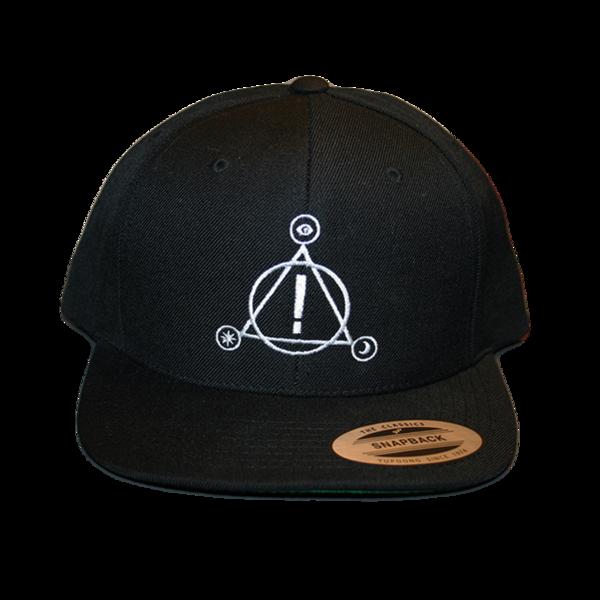 Symbol Snapback Hat  bd6270cf9069