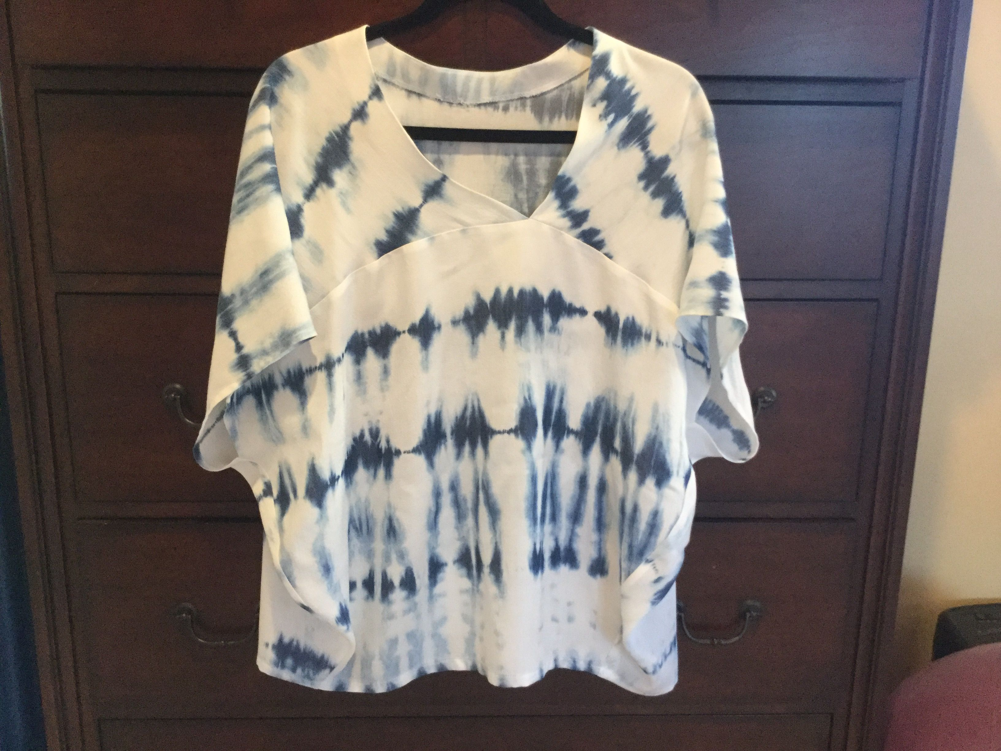 Oversized Top Tops Oversized Top Dyed Tops