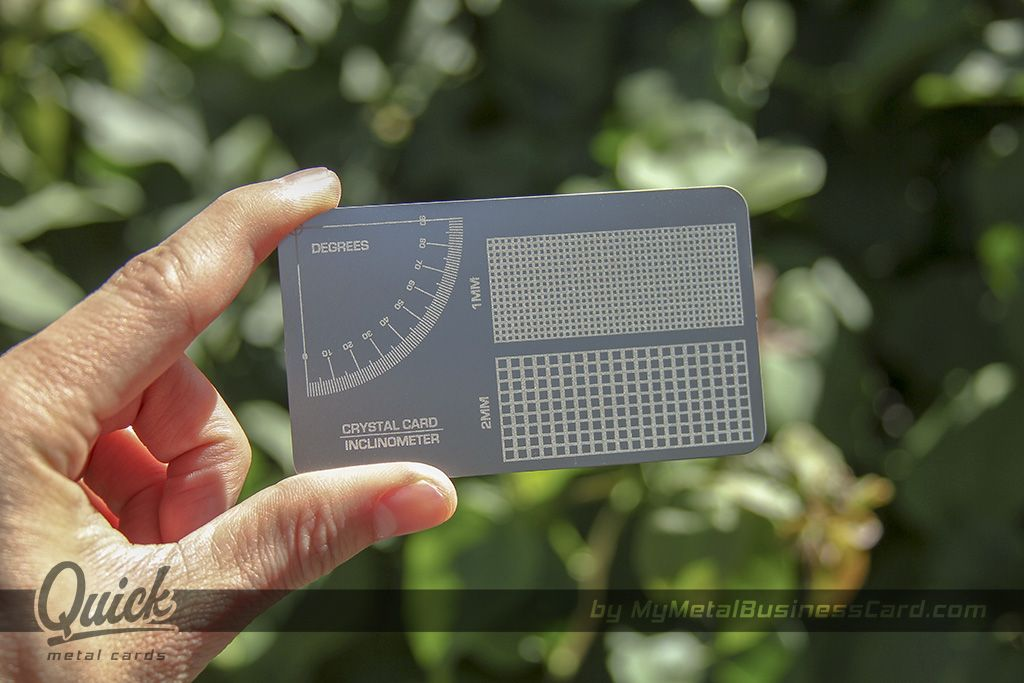 These #quickmetalcards not only serve the purpose of a ...