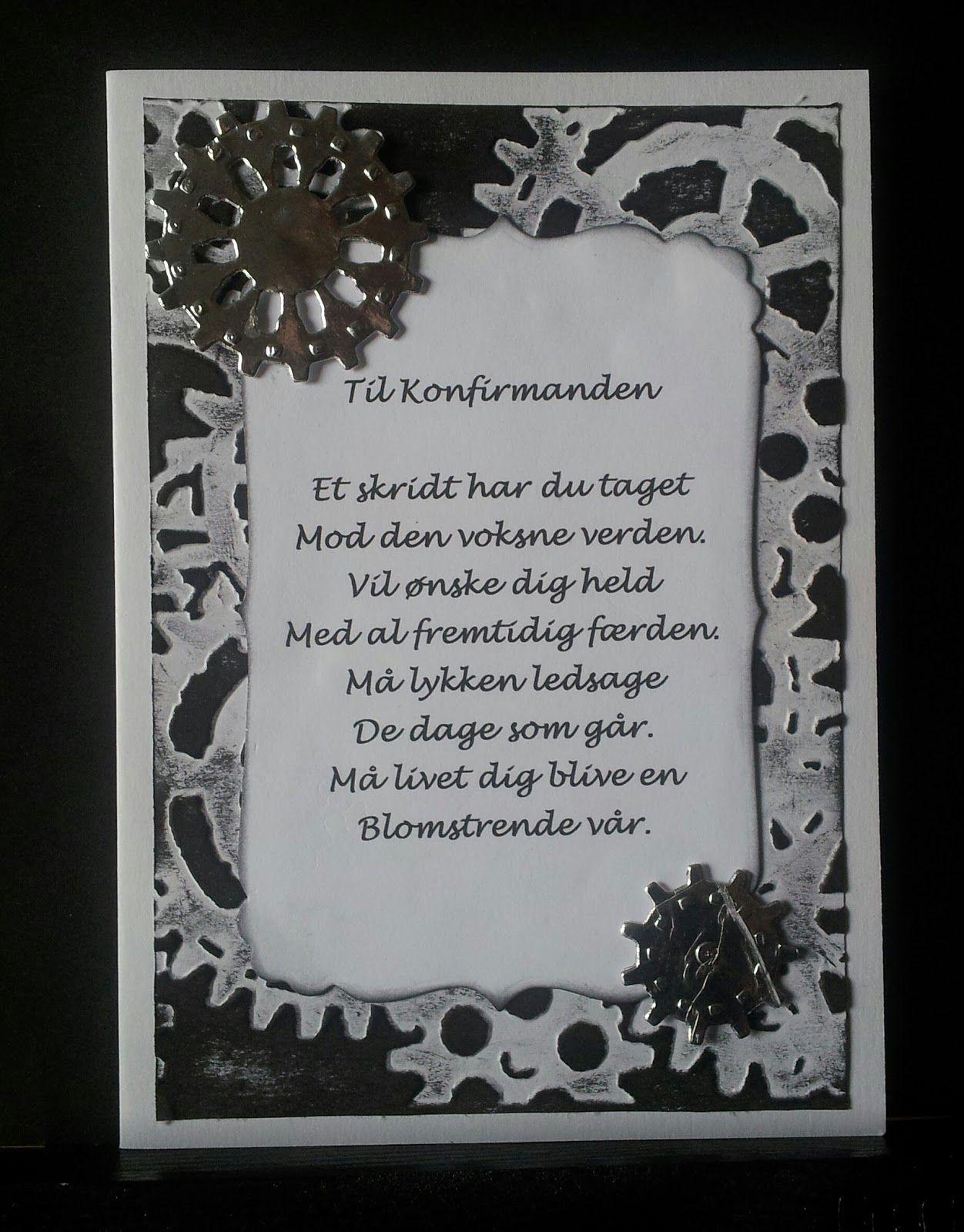Kort Til Sølvbryllup Tekst | Kort