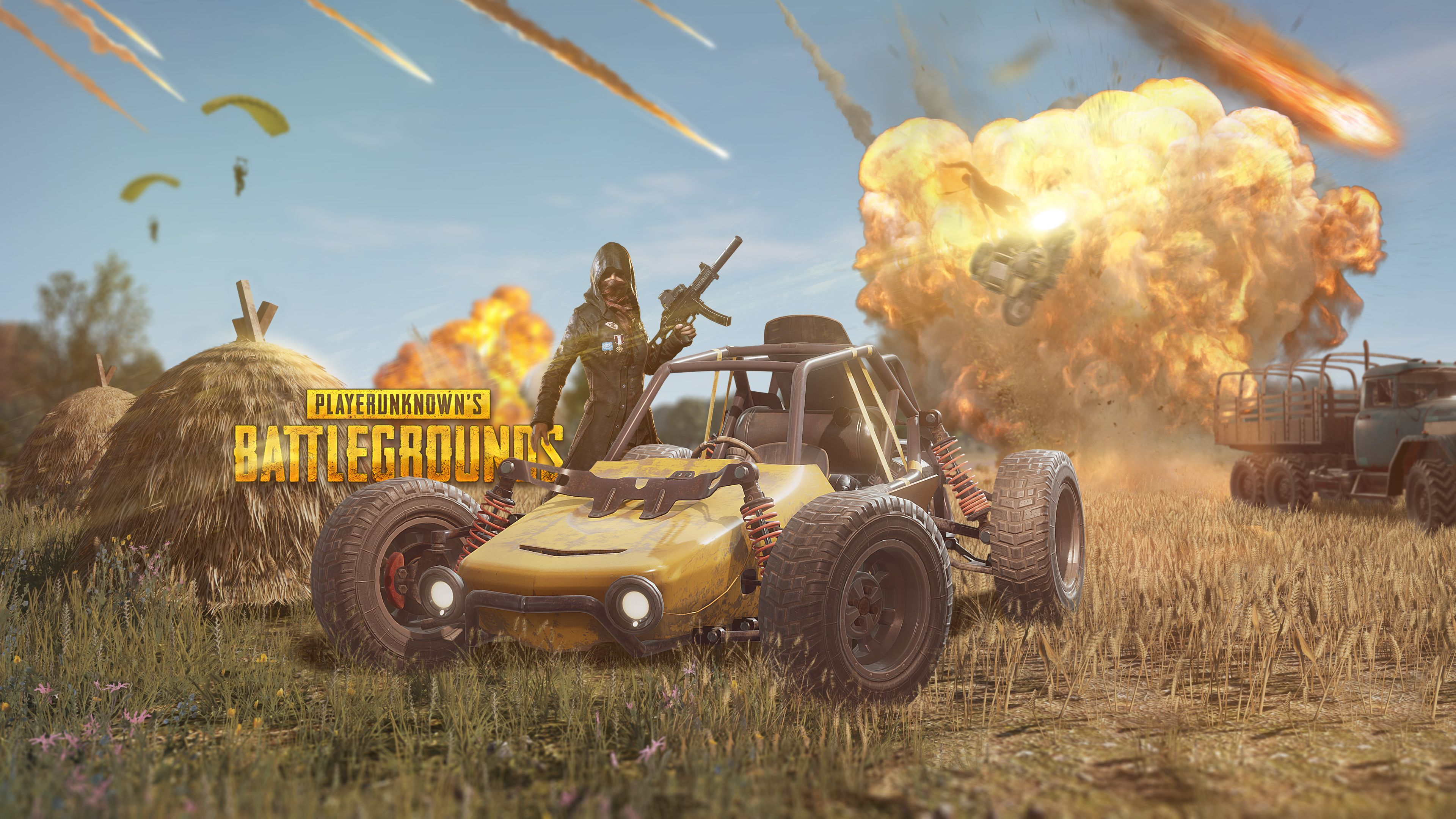 Pubg Wallpaper 4k Mobile: Pubg Wallpapers Widescreen On Wallpaper 1080p HD