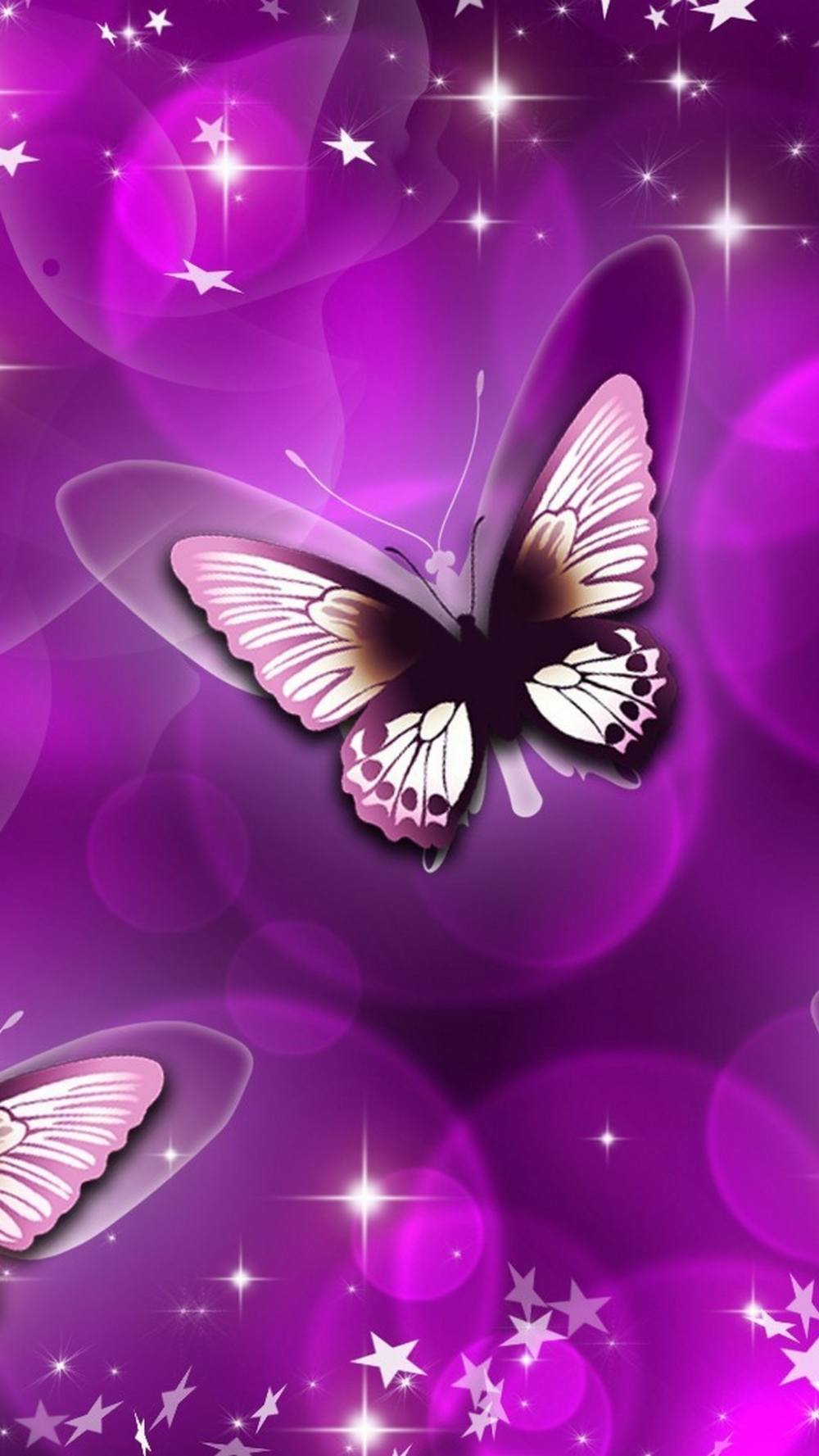 Pin by Diana Umanzor on Flower Butterfly wallpaper