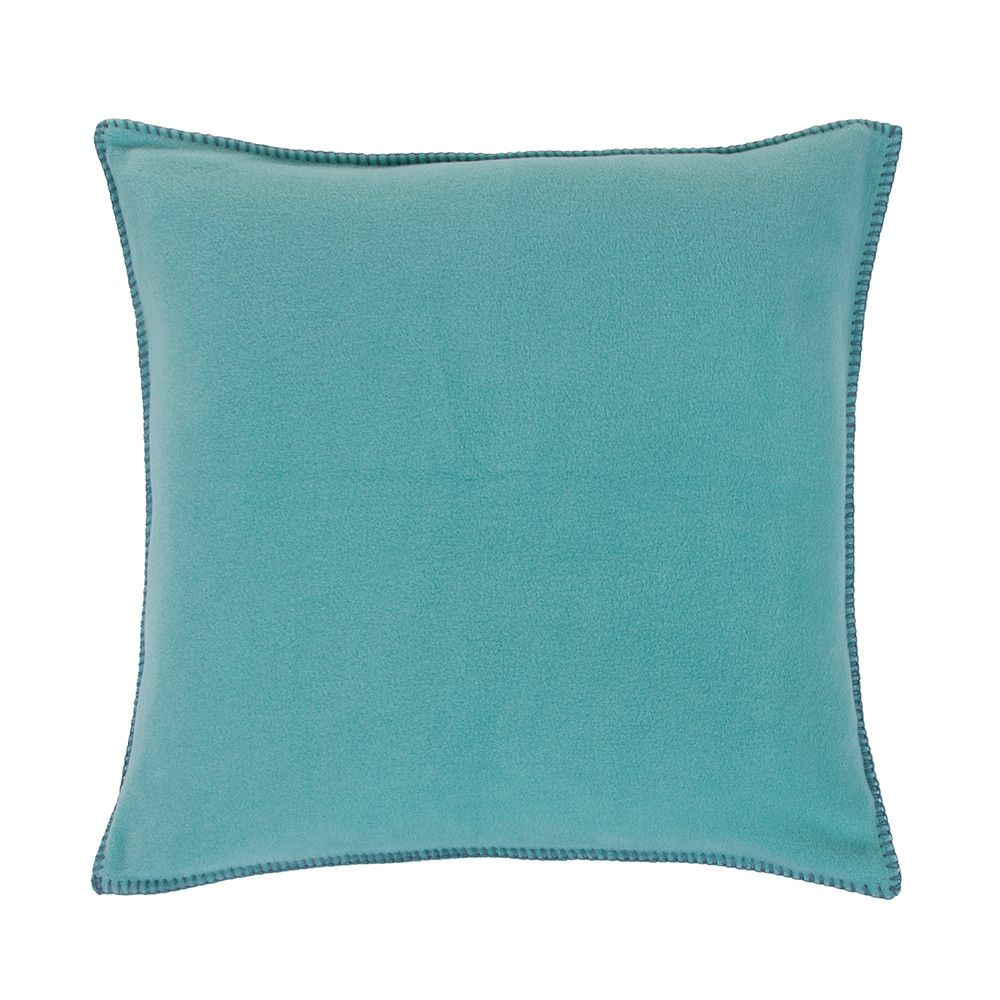 Buy Zoeppritz Soft Fleece Cushion - Opal | Amara | Cushions | Pinterest