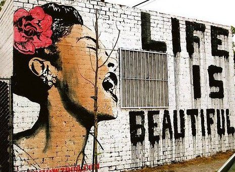 High Quality Life Is Beautiful With All Of This.and Im Grateful For Allllll The Zillion  Things I Have To Be Grateful For.Life Is Certainly Beautiful Wall Art. Gallery