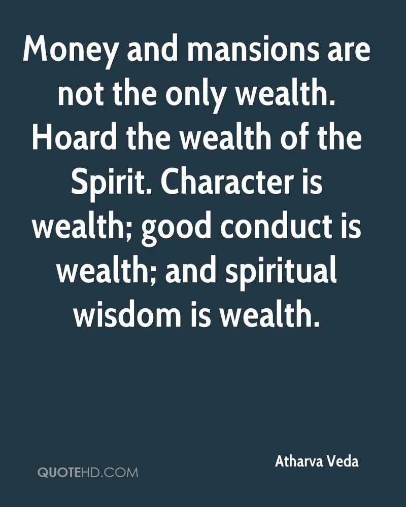Atharva Veda Quote shared from Atharva