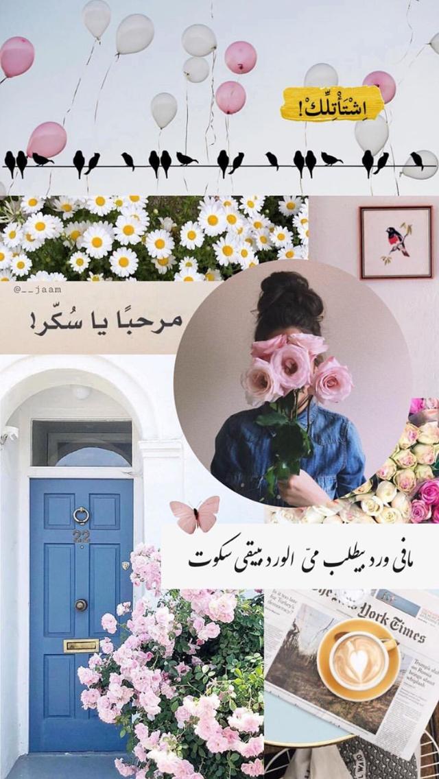 مافي ورد بيطلب مي Love Quotes Wallpaper Flowery Wallpaper Arabic Tattoo Quotes