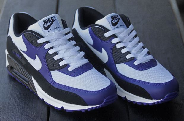 nike air max 90 blue purple orchid
