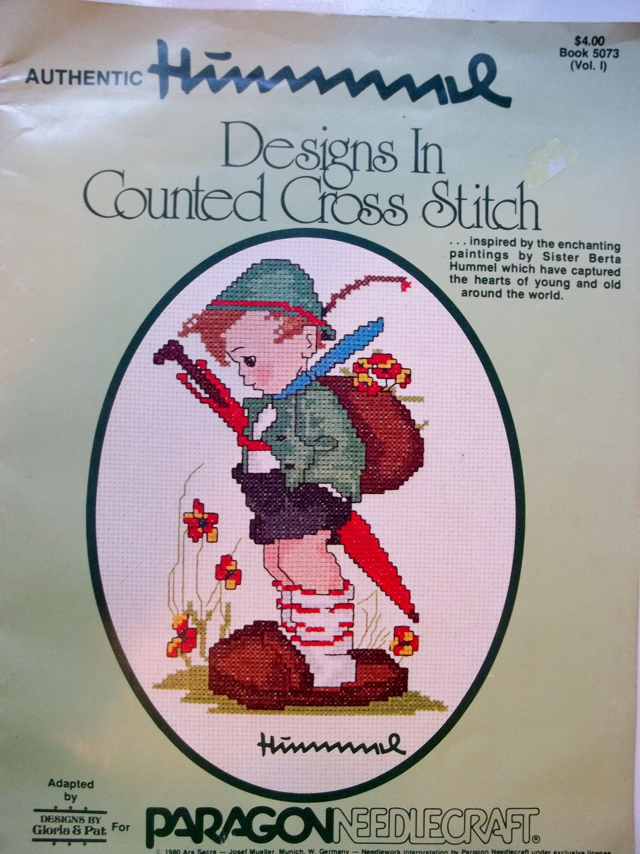 Gloria /& Pat Mini Cross Stitch CHART Your Choice