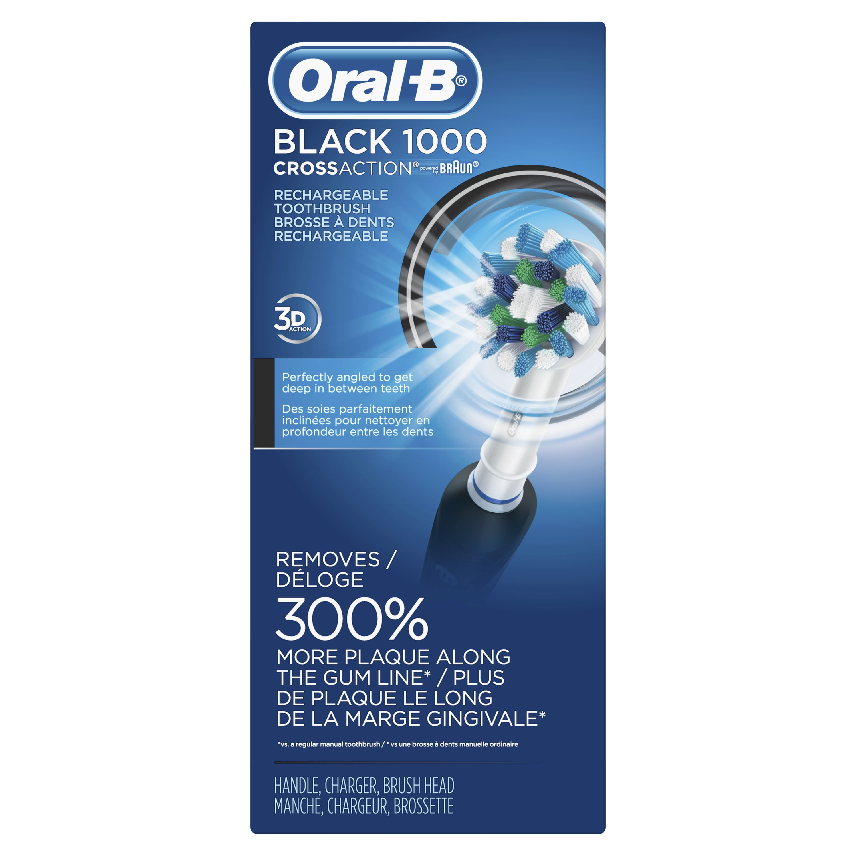 OralB 1000 (Mail In Rebate Available) CrossAction