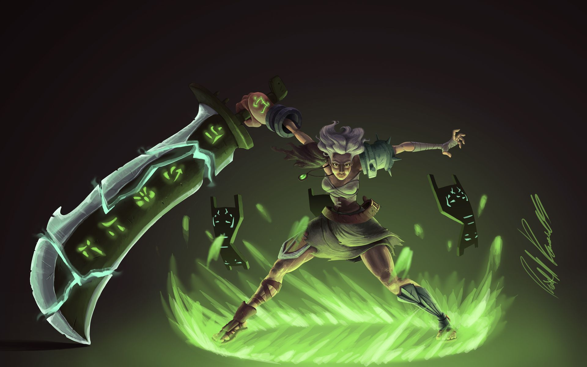 view, download, comment, and rate this 1920x1200 riven wallpaper