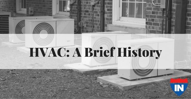 Hvac A Brief History Heating And Air Conditioning Hvac History