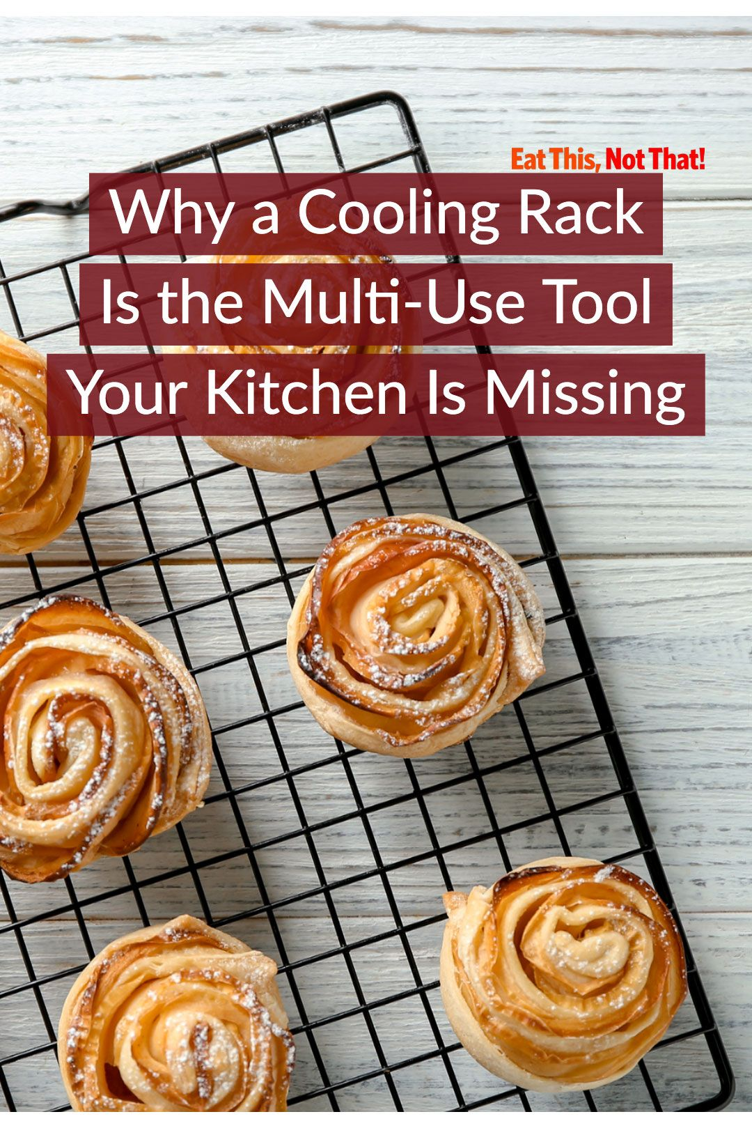 The Most Versatile Kitchen Tool Is Your Cooling Rack Food